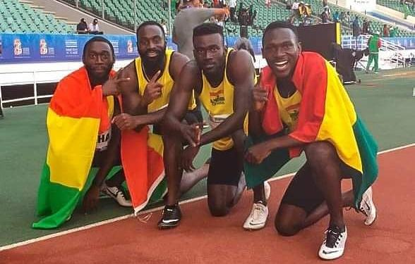 World Relays: Coach Nsiah tips men's relay team to qualify for Olympic Games