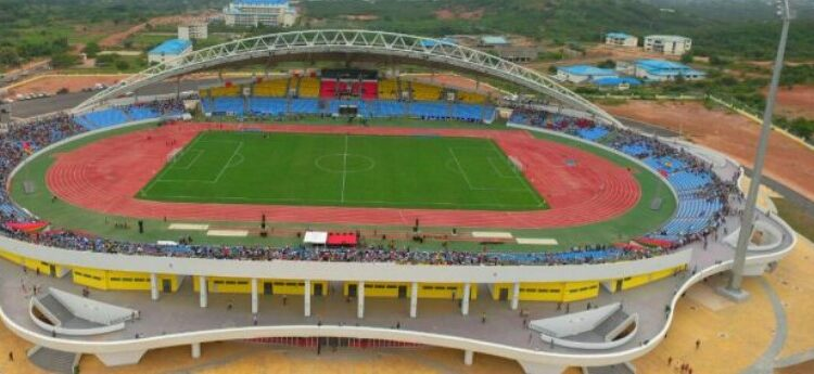 CAF approves Cape Coast Stadium for 2022 World Cup qualifiers