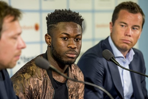 Kingsley Sarfo forgives lady and family who accused him of rape, wants his name cleared