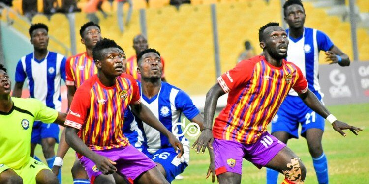 Great Olympics will beat Hearts without Awako and Abbey-Quarshie – Olympics PRO