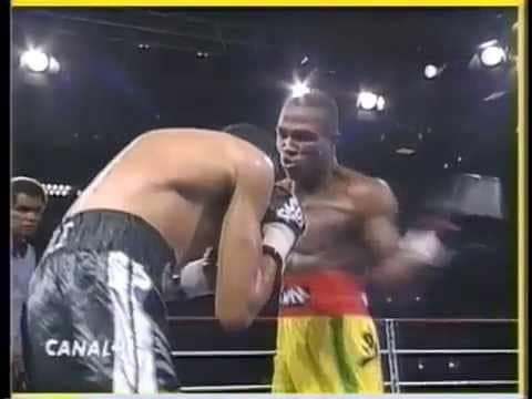 Today In Sports History: Ike Quartey beat Crisanto Espana to win WBA welterweight title