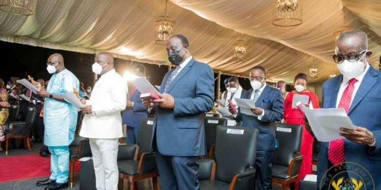 Direct all ministers to embark on domestic tours – Prez Akufo-Addo told