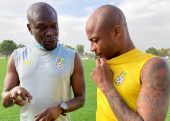 There has been progression under Coach Akonnor – Andre Ayew