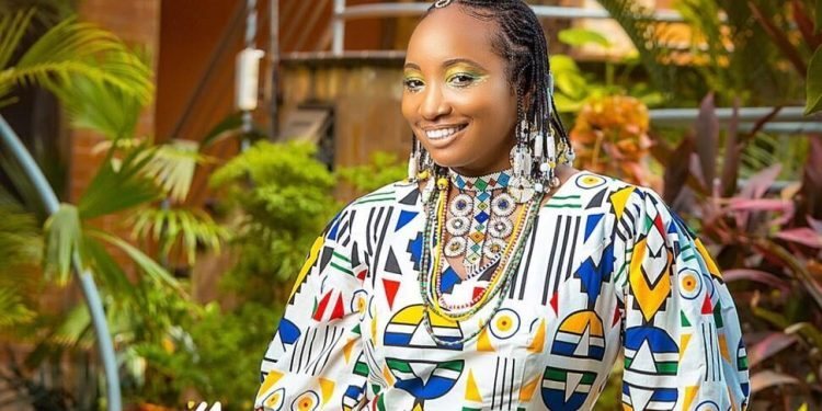 Jamaican-American songstress calls her arrival to Ghana an ancestral direction