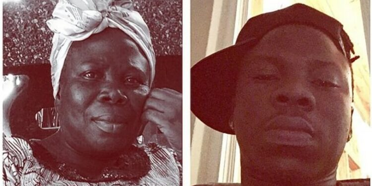 'Continue to guide and direct me in this canal world' – Stonebwoy marks late mum's 6th anniversary