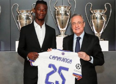 5 things you may not know about Real Madrid's new signing Eduardo Camavinga