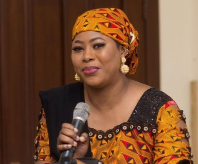 I want to stop receiving messages from young Muslim women in agony – Humanitarian, Kuburah Diamonds
