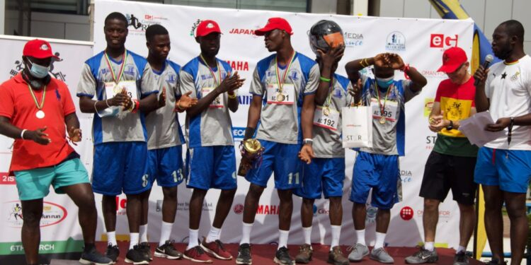 e.TV Ghana/Japan Motors holds 11th edition of Corporate Run and Walk