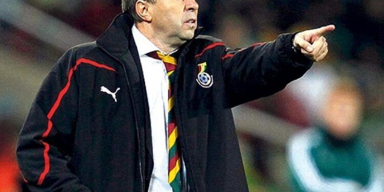 Milovan Rajevac's strong disciplinary trait, needed at this time for the Black Stars – Fiifi Tackie
