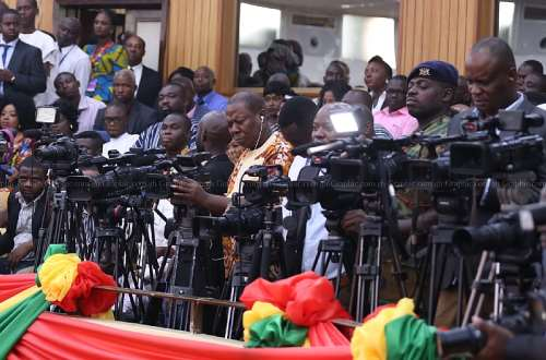 Journalists receiving government appointments. Here's GJA's take
